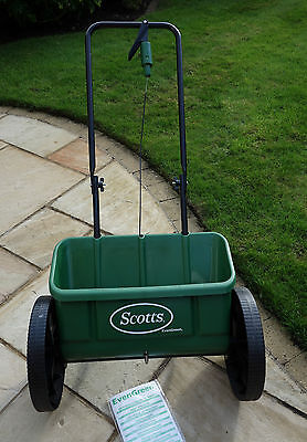 Scotts EvenGreen Drop Spreader Lawn Seed Grass Fertilizer Food. Collect from DL3