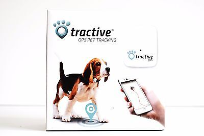 Tractive GPS Pet Tracker, Real-Time GPS Tracking Cat Dog