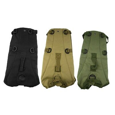 3L Hydration Water Drink Backpack Bag Climbing Hiking Waterbag Pack Pouch BY