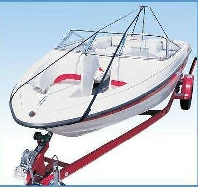 Boat Cover Support Pole and Straps Stand System Kit Strap