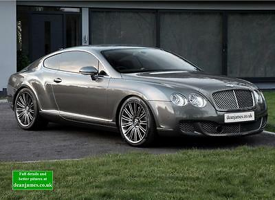 Bentley Continental Speed 600 Bhp Coupe W12 6.0