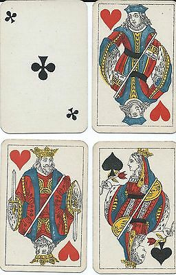Antique Playing Cards.