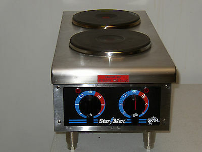 Star-Max  French Style Burner Countertop Electric Hot Plate