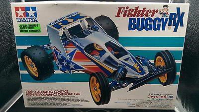 voiture radiocommander tamiya 1/10 fighter buggy RX fonctionne + techniplus T2M