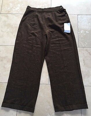 BNWT Vivien of Holloway Retro/Vintage Style 1950s Swing Trousers size 22 RRP £49