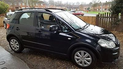 2008 Suzuki Sx4 Gl, 1.6, 5 Door, 1 Owner