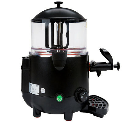 Chocolate Dispenser 5l Commercial Hot Chocolate Machine with Adjustable Temperat