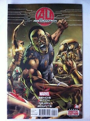 Marvel - Age Of Ultron - Conic - Book 4 - Bendis - Hitch - Neary - Mounts