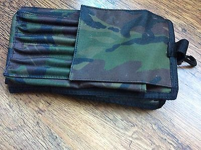 DPM Waterproof Patrol Map Pouch for Cadets / Army