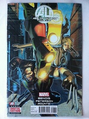 Marvel - Comics - Age Of Ultron - Book Eight - Bendis Peterson Mounts