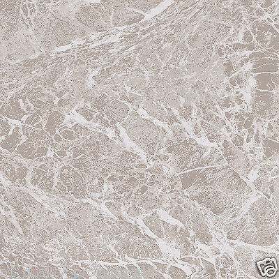 60 x Vinyl Floor Tiles - Self Adhesive, Bathroom Kitchen BN Pale Grey Marble 195