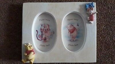 Marks and Spencers Disney Winnie the Pooh photo frame