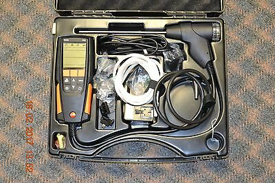 Testo 310 Residential Combustion Flue Gas Analyzer Kit with extras
