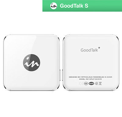 GoodTalk S Dual SIM smart device - 2 SIMS ACTIVE - UK