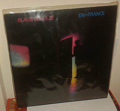 Klaus Schulze En=Trance (1988) Vinyl Double LP Berlin School Of Music