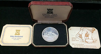 MACAU 100 PATACAS 1978 PROOF WITH BOX and CERTIFICATE PAPERS