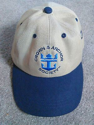 Crown and Anchor Society Hat