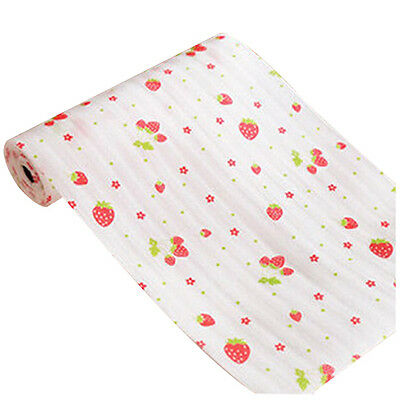 Placemat Table Mat Antiskid Cup Drawer Dinning Bowl Pad Mat Red Strawberry P6X2