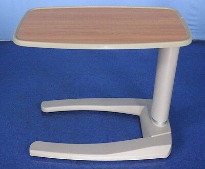 New Style Stryker Tru-Fit Overbed Table Hospital Bed Bedside Table with Warranty