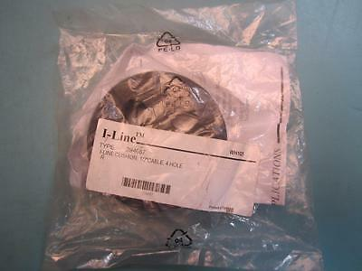 """Andrew  294687 - 4-Hole 4"""" Cushion Insert Only for 1/2"""" Corrugated coaxial cable"""