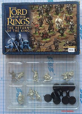 Heroes del Oeste Of The West Señor Anillos ESDLA LOTR games workshop GW