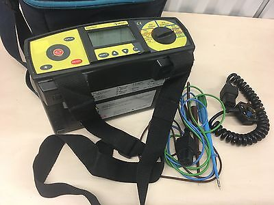 Metrel Easitest Multi-Function Tester with calibration