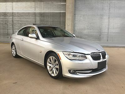 2013 BMW 3-Series  2013 BMW 328I X-DRIVE COUPE XENON NAVI HTD SEATS SUNROOF SAVE $$$$$$$ LOW MILES