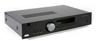 Arcam A19 Integrated Amplifier - Black Finish A19BK