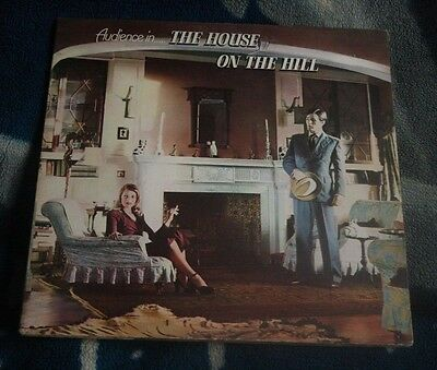 Audience House On The Hill 1971 Uk Lp Charisma Cas 1032 1St Pink Scroll