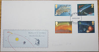 Halley's Comet 1986 First Day Cover