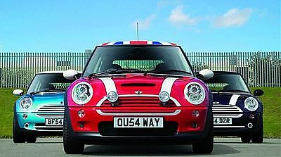 Bmw Mini Cooper Cooper S One Workshop Repair Service Manual 2001 To 2006 Cd Rom