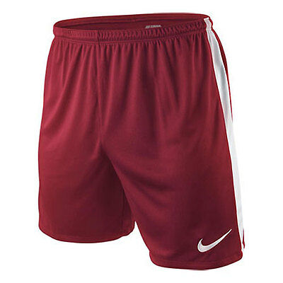 Shorts Football/soccer Nike Dri Fit Kids Sizes Xs-Xl Varsity Red/ White Save $21