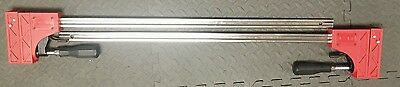 """Jet 70431 31"""" Parallel Clamp (set of 2)"""