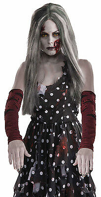 Zombie Arm Sleeves Costume Accessory