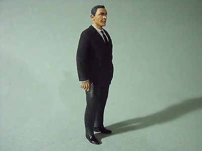Sean  Connery  1/18  Figurine  Peinte   James  Bond   Vroom  Pour   Mattel  1/18