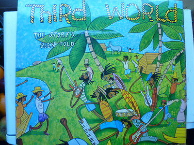 THIRD WORLD The Story's Been Told (1979) ISLAND ILPS 9569 Chris Blackwell prod.