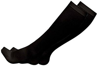 Flight Travel Comfortable Cotton Socks Unisex Safe DVT Compression Anti Swelling