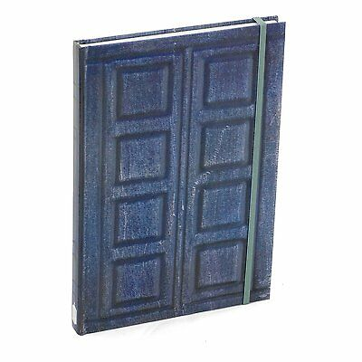 """Doctor Who 6"""" x 8.5"""" Large Journal Weeping Angel and River Song"""