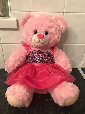 Build A Bear With Sequin Dress