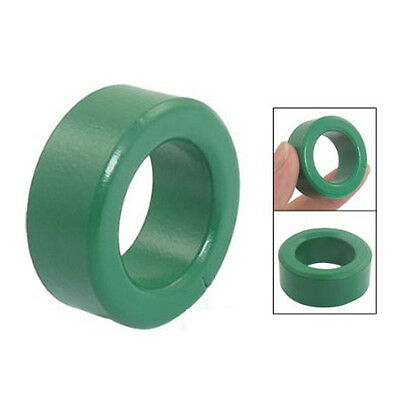 5pcs/PACK 36mm Outside Dia Green Iron Inductor Coils Toroid Ferrite Cores L8U4