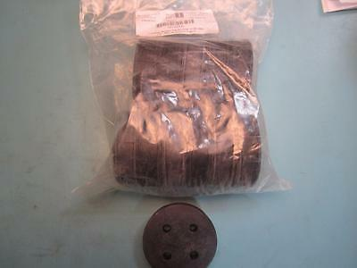 """Valmont- B1676 - 4-Hole 4"""" Cushion Insert Only for 3/8"""" corrugated coaxial cable"""