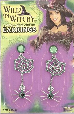 Wild N' Witchy Costume Earrings