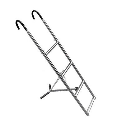 New 5-Step Rail Mounted Boat Boarding Ladder, Removable