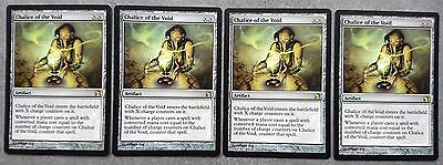 Lot 4 x Chalice of the Void Vide - Magic The Gathering MTG