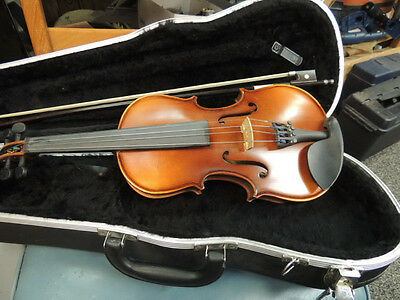 Ametto CV100 1/2 size violin outfit