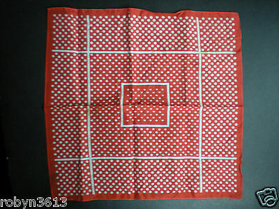 Jimmie Rodgers Rare Owned & Worn Bandana- Provenance -'father Of Country Music'