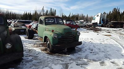 1952 Chevrolet Other Pickups  1952 Chevrolet ton and a half