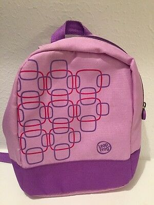 Purple Leap Frog Backpack