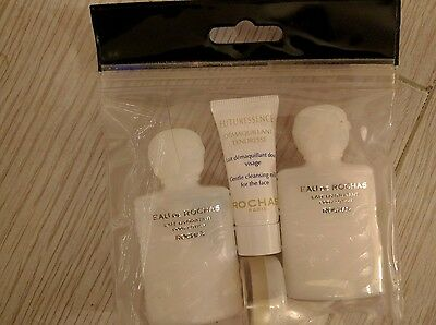 Eau de Rochas Gift Set travel pack brand new