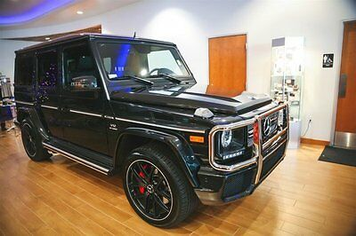 2016 Mercedes-Benz G-Class G-65 Mercedes-Benz G 65 AMG